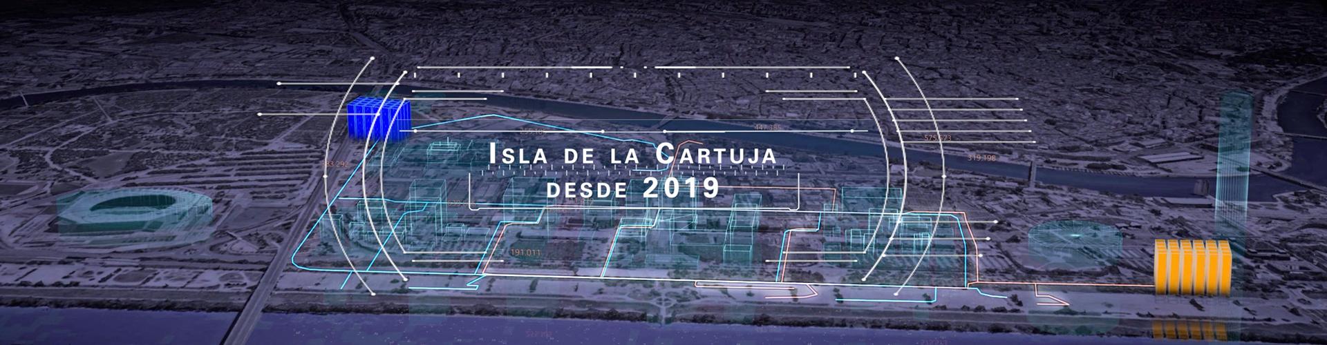 Multivisión Vídeo Mapping eCity Sevilla